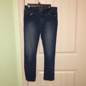 Children's Place Girls Jeans Super Skinny Size 12P
